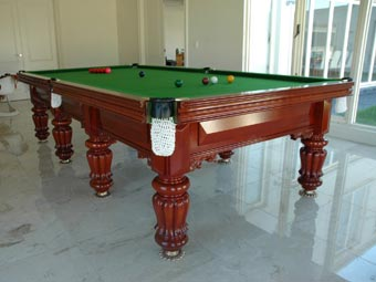T8 Billiard Table